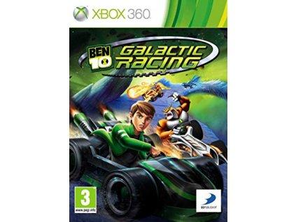 X360 Ben 10 Galactic Racing