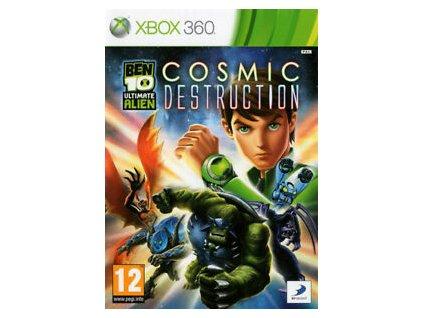 X360 Ben 10 Ultimate Alien Cosmic Destruction