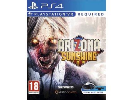 PS4 Arizona Sunshine