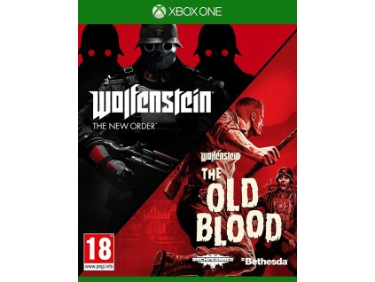 XONE Wolfenstein The New Order + Wolfenstein The Old Blood