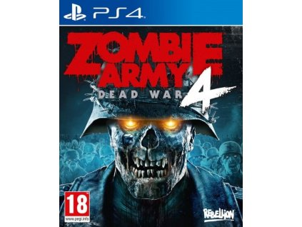 PS4 Zombie Army 4 Dead War