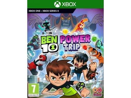 XONE/XSX Ben 10 Power Trip