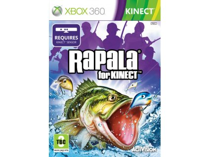 X360 Rapala Fishing for Kinect