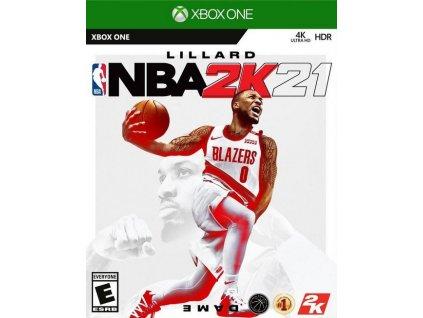 XONE NBA 2k21