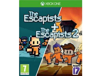 XONE The Escapists + The Escapists 2