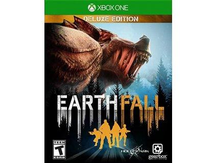 XONE Earth Fall Deluxe Edition