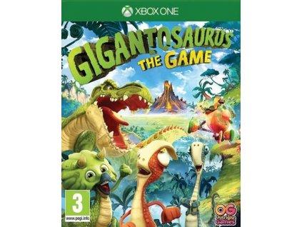 XONE Gigantosaurus The Game