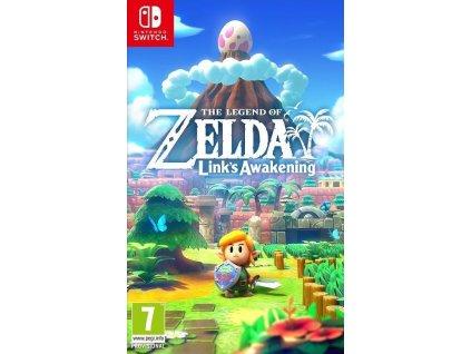 Switch The Legend of Zelda Links Awakening