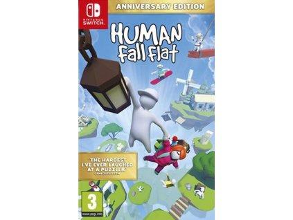 Switch Human Fall Flat Anniversary Edition