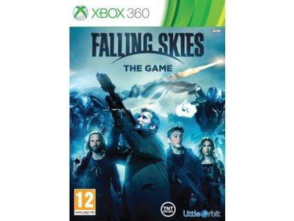 X360 Falling Skies The Game