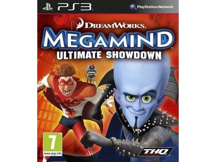 PS3 Megamind Ultimate Showdown
