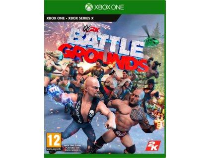 XONE XSX WWE 2K Battlegrounds