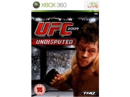 X360 UFC Undisputed 2009