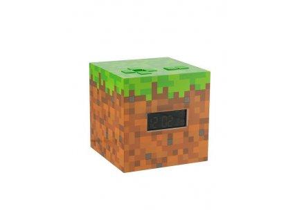 Hodiny + Budík Minecraft
