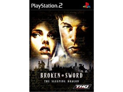 PS2 Broken Sword The Sleeping Dragon