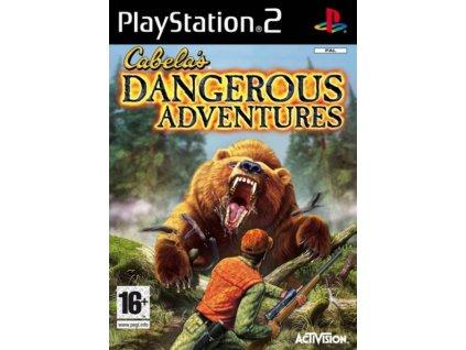 PS2 Cabelas Dangerous Adventures