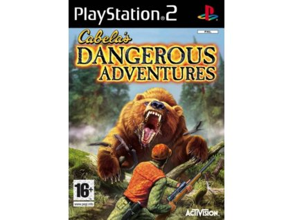 PS2 Cabelas Dangerous Adventures
