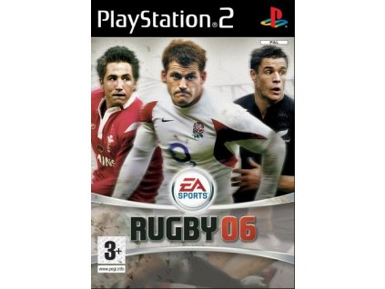 PS2 Rugby 06