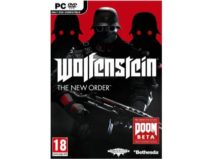 PC Wolfenstein the new order