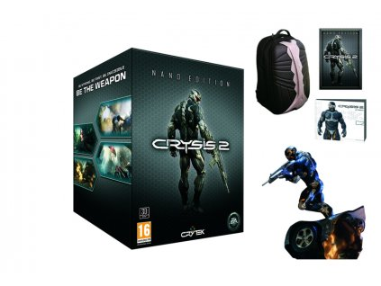 PS3 Crysis 2 Nano Edition