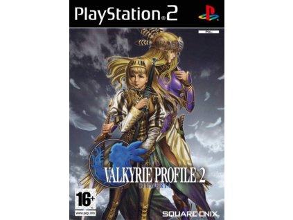 PS2 Valkyrie Profile 2 Silmeria Nové