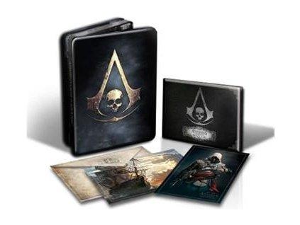 X360 Assassins Creed 4 Black Flag Skull Edition
