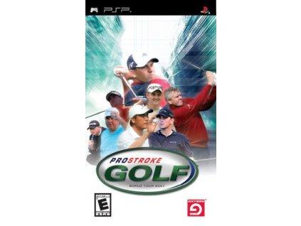 PSP ProStroke Golf World Tour 2007