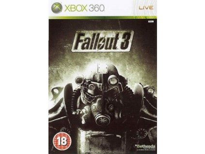 Fallout 3 Xbox 360 Xbox One Full