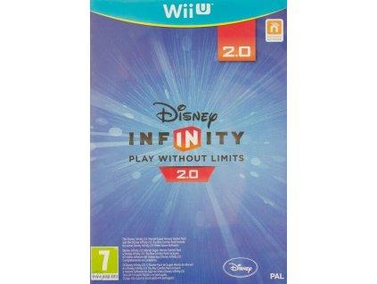 WiiU Disney Infinity Play Without Limits 2.0