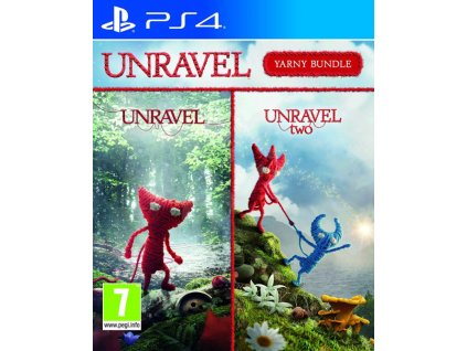 PS4 Unravel Yarny Bundle