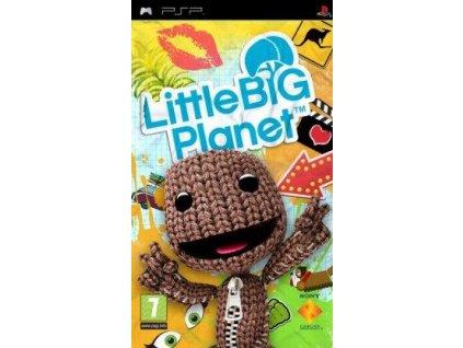PSP LittleBigPlanet
