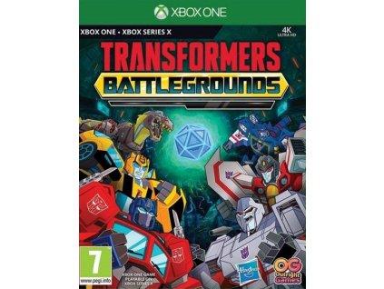 XONE XSX Transformers Battlegrounds