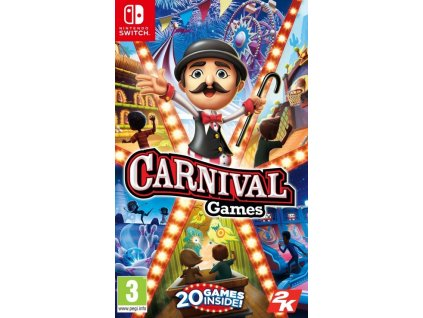 Switch Carnival Games