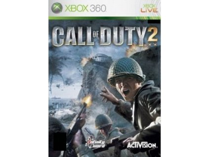 X360 Call of Duty 2