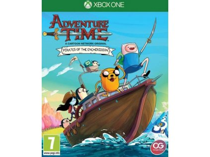 XONE Adventure Time Pirates of the Enchiridion