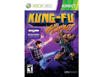 X360 Kung Fu High Impact