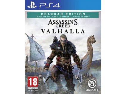 PS4 Assassins Creed Valhalla Drakkar Edition