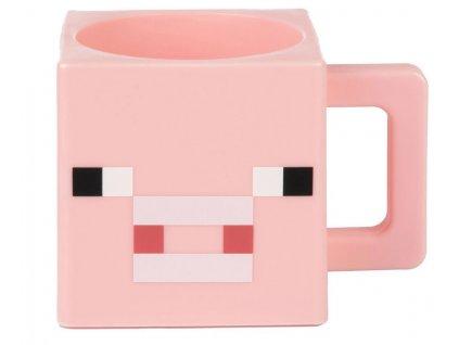 Hrnek Minecraft Pig