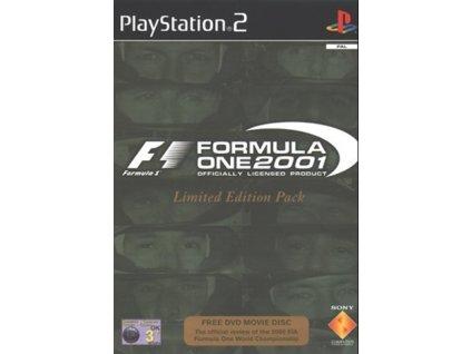 PS2 Formula One 2001