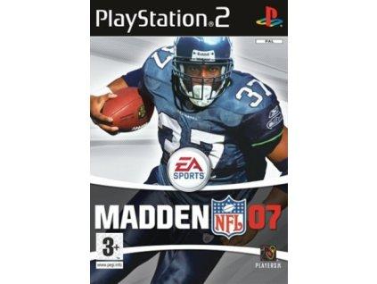 PS2 Madden NFL 07