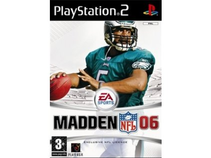 PS2 Madden NFL 06