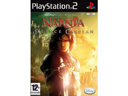 PS2 The Chronicles of Narnia Prince Caspian