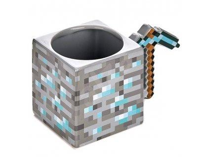 Hrnek Minecraft Pickaxe
