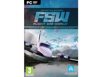 PC Flight Sim World