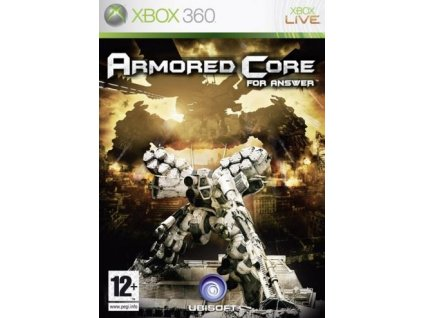 X360 Armored Core For Answer