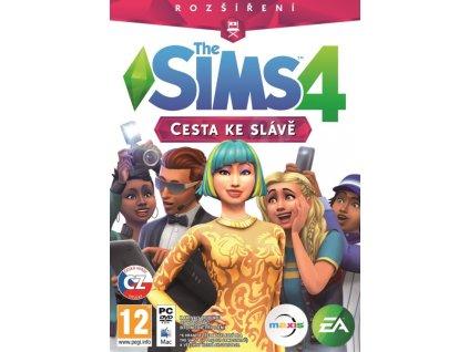 PC The Sims 4 Cesta ke slávě Rozšíření CZ
