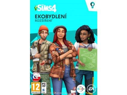 PC The Sims 4 Ekobydlení Rozšíření CZ
