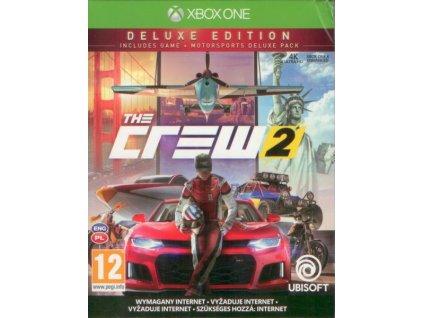 the crew 2 deluxe edition xone