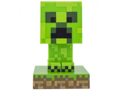 Merch Lampička Minecraft Creeper