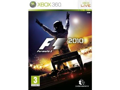X360 F1 2010